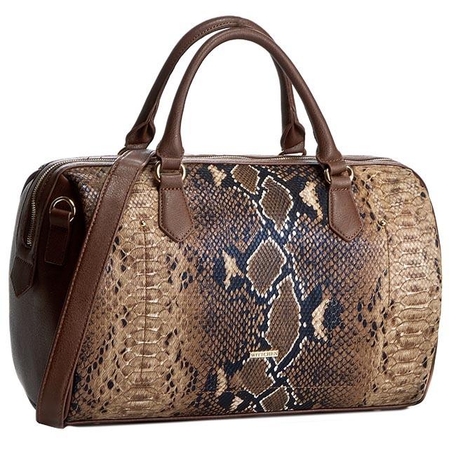 Handbag WITTCHEN - 81-4Y-512-5 Brown