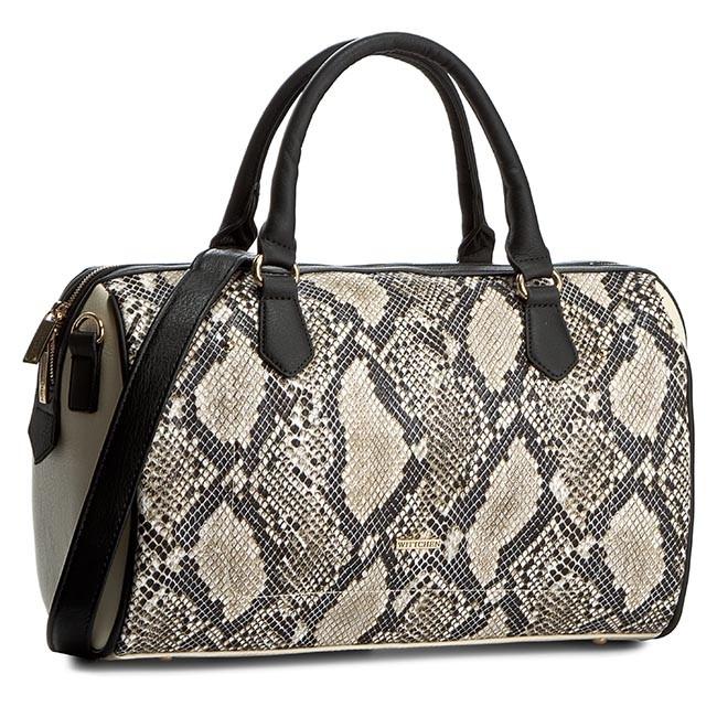 Handbag WITTCHEN - 81-4Y-512-9 Beige