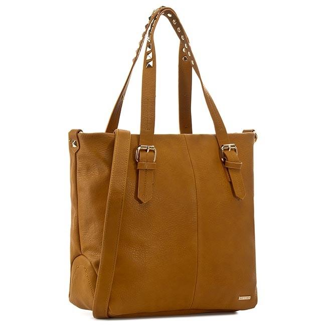 Handbag WITTCHEN - 81-4Y-516-5 Brown