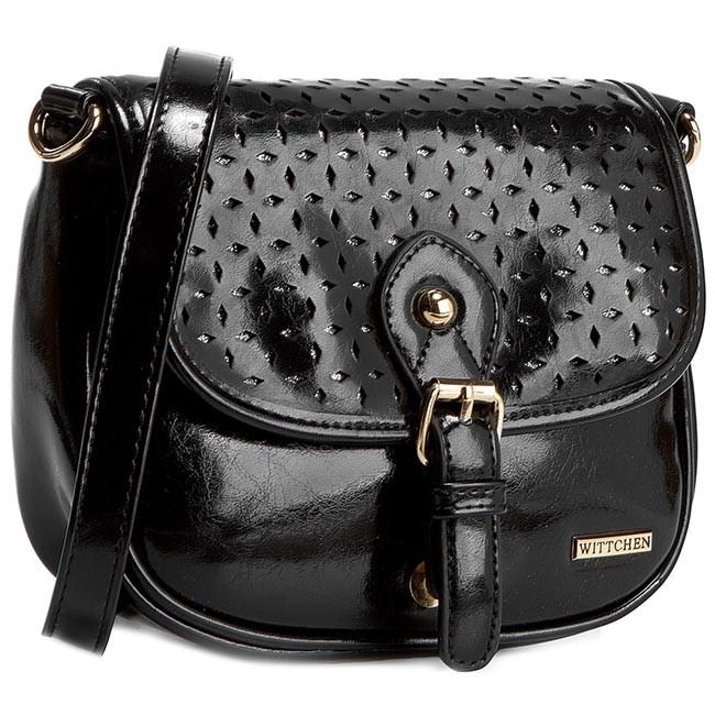 Handbag WITTCHEN - 81-4Y-772-1 Black