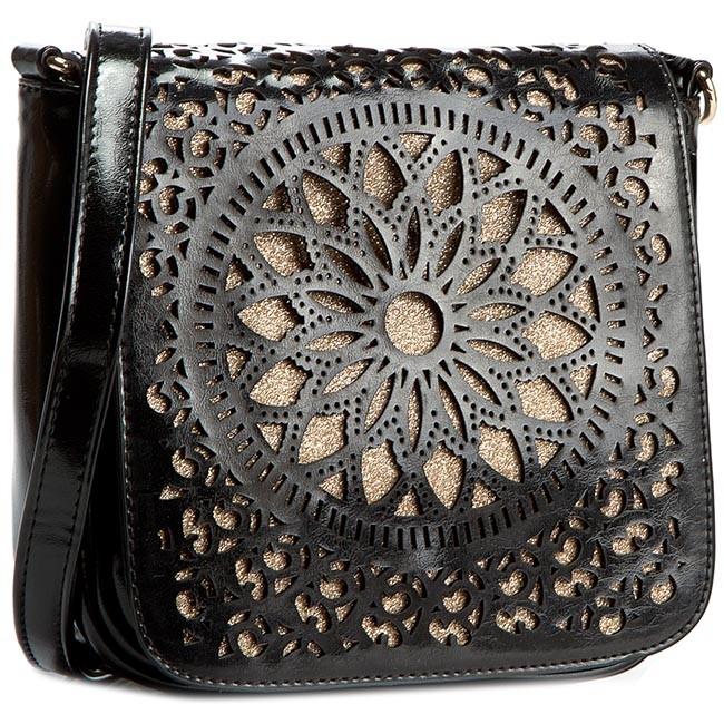 Handbag WITTCHEN - 81-4Y-773-1 Black