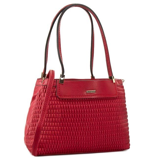 Handbag WITTCHEN - 81-4Y-815-3 Red