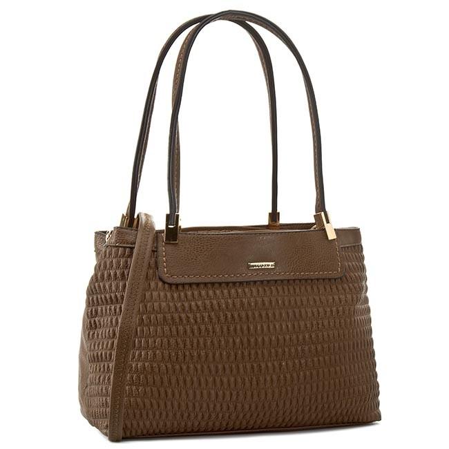 Handbag WITTCHEN - 81-4Y-815-5 Brown