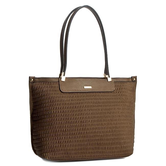 Handbag WITTCHEN - 81-4Y-816-5 Brown
