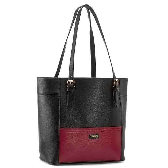Handbag WITTCHEN - 81-4Y-821-1 Black