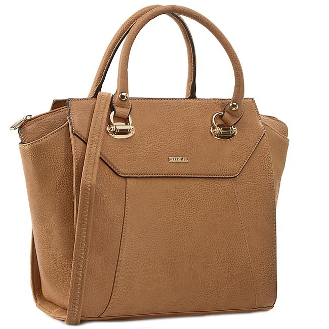 Handbag WITTCHEN - 81-4Y-823-5 Brown