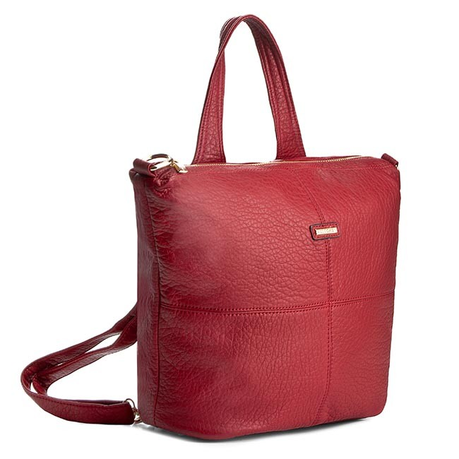 Backpack WITTCHEN - 81-4Y-830-3 Red