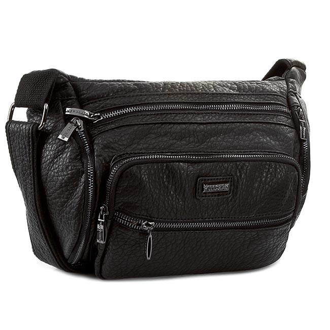 Handbag WITTCHEN - 81-4Y-832-1 Black