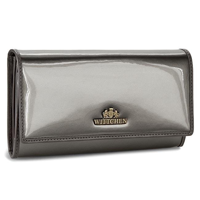 Large Women's Wallet WITTCHEN - 25-1-052-S Silver