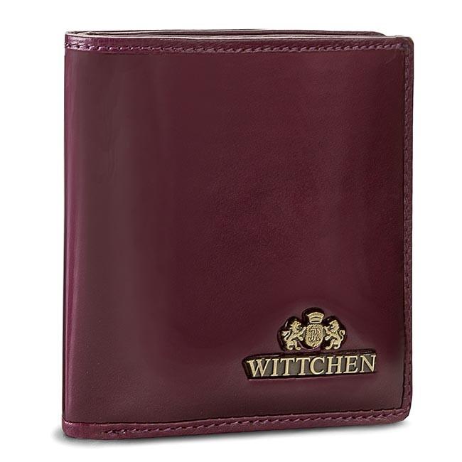 Small Women's Wallet WITTCHEN - 25-1-065-F Purple
