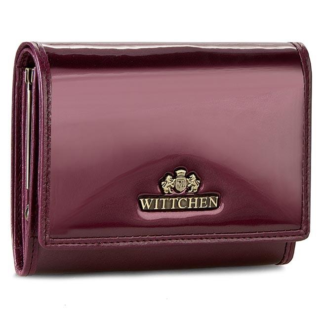 Small Women's Wallet WITTCHEN - 25-1-070-F Purple