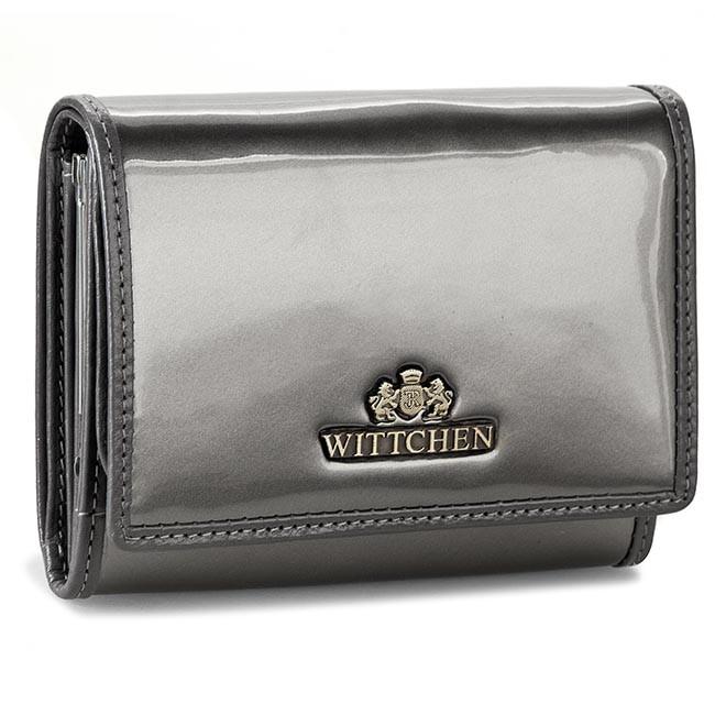 Small Women's Wallet WITTCHEN - 25-1-070-S Gray