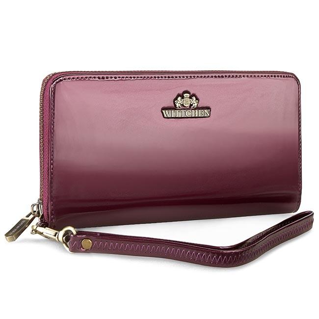 Large Women's Wallet WITTCHEN - 25-1-485-F Purple