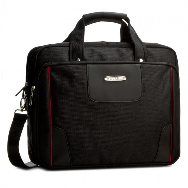 Laptop Bag WITTCHEN - 82-4P-588-1 Black