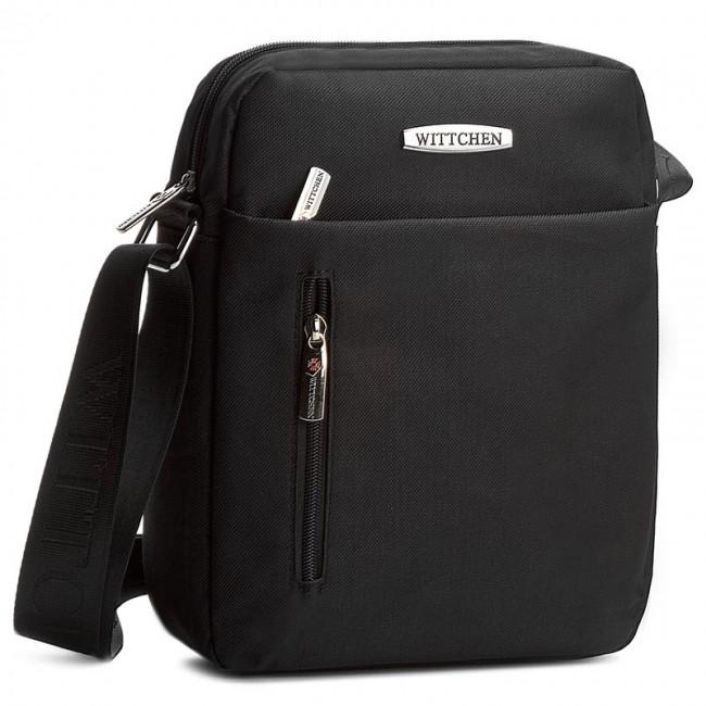 Messenger Bag WITTCHEN - 82-4P-592-1 Black