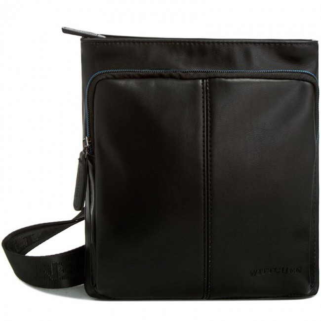 Messenger Bag WITTCHEN - 82-4P-507-1 Black