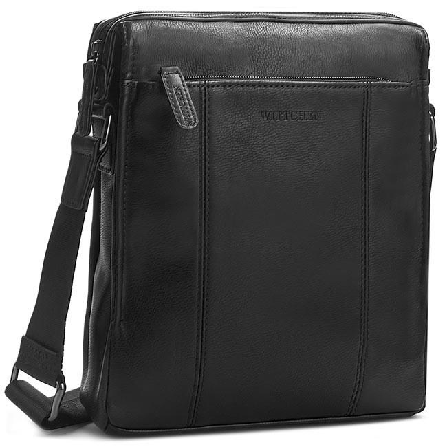 Messenger Bag WITTCHEN - 82-4P-511-1 Black