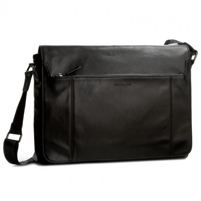 Laptop Bag WITTCHEN - 82-4P-513-1 Black