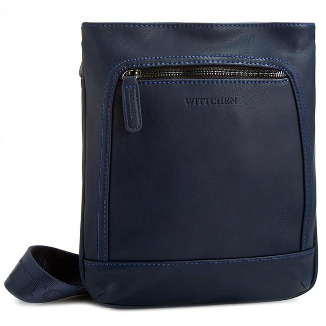 Messenger Bag WITTCHEN - 82-4P-515-7 Navy Blue