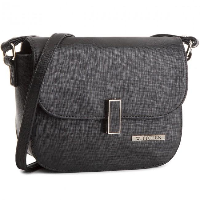Handbag WITTCHEN - 86-4Y-402-1  Black