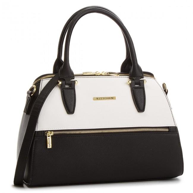Handbag WITTCHEN - 86-4Y-413-1  Black