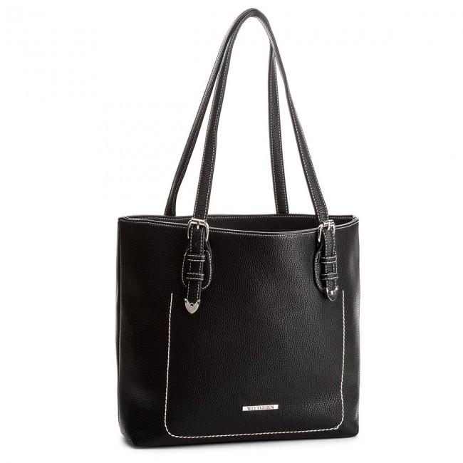 Handbag WITTCHEN - 86-4Y-420-1 Black