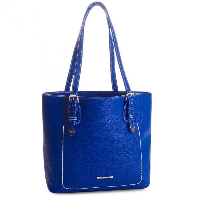 Handbag WITTCHEN - 86-4Y-420-7 Navy Blue