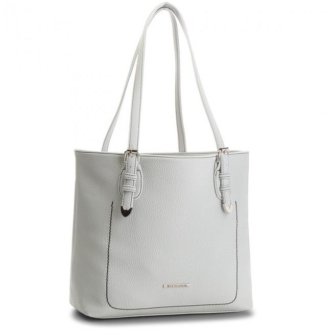Handbag WITTCHEN - 86-4Y-420-8 Grey