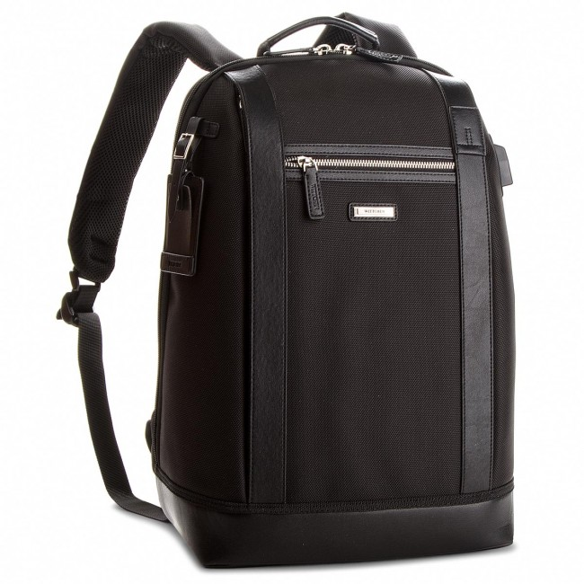 Backpack WITTCHEN - 86-3U-215-1  Black