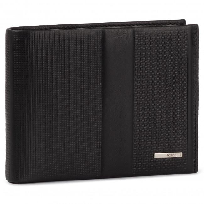 Large Men's Wallet VALENTINI - 001-01570-0290 Black