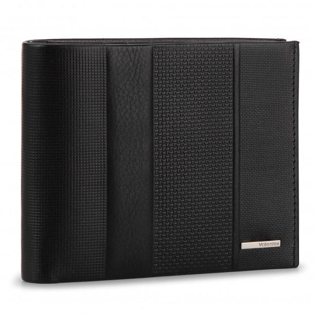 Large Men's Wallet VALENTINI - 001-01570-0292 Black