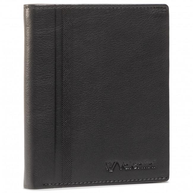 Large Men's Wallet VALENTINI - 001-015V0-0282-01 Black