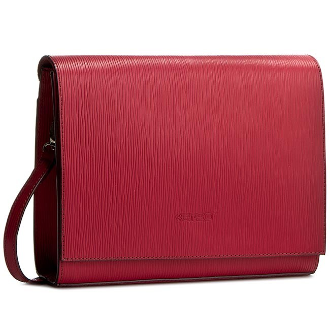 Handbag VERSO - 34679615CU Red