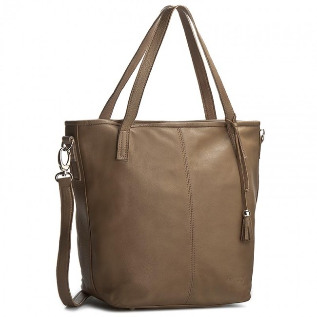 Handbag VERSO - 34899528MU Brown