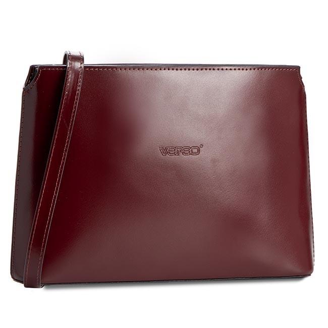 Handbag VERSO - 3558A063C Dark Red