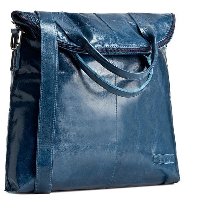 Handbag VERSO - 2214A06AA Blue