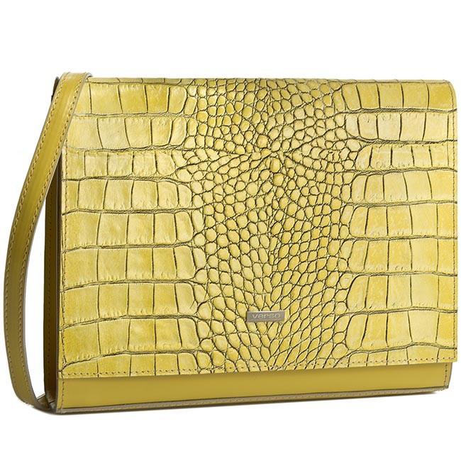 Handbag VERSO - 3467A09NC Yellow