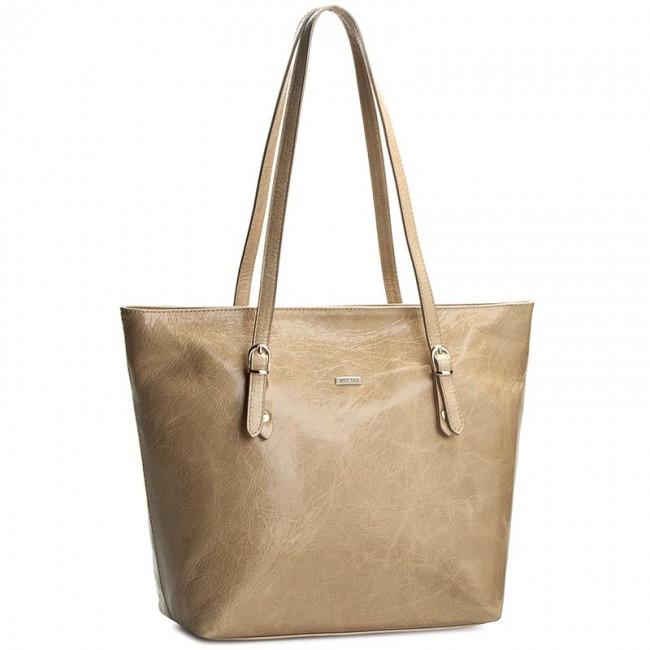 Handbag VERSO - 3391A05JA Beige