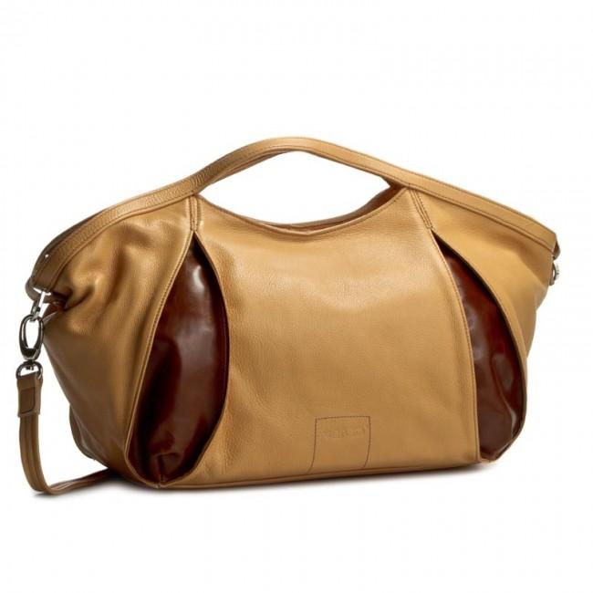 Handbag VERSO - 32549446DU Yellow