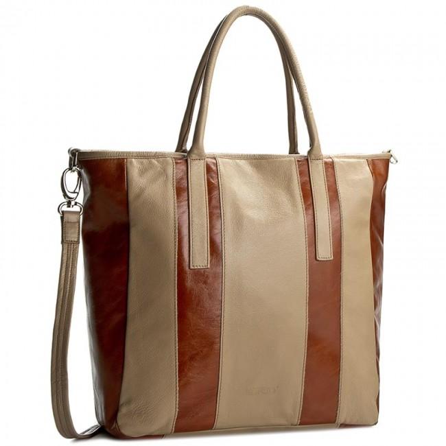 Handbag VERSO - 32329447DU Beige