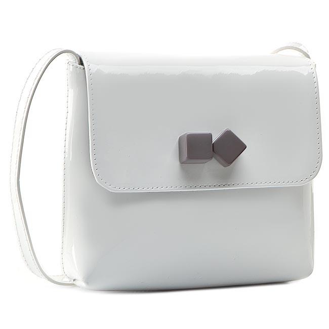 Handbag GINO ROSSI - XT2730-ELB-CLCL-0011-T  White