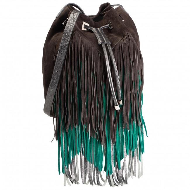 Handbag SIMPLE - XW3579-ELB-BGCW-0388-T M C.Szary/Stary Nikiel