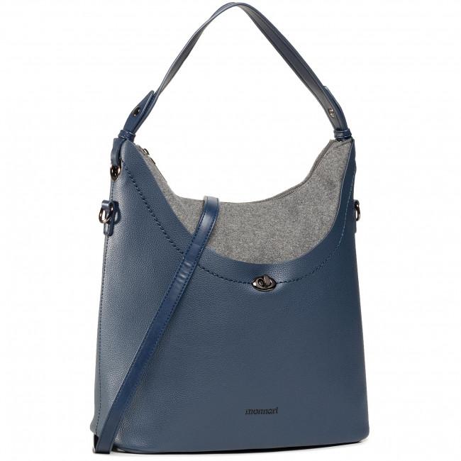 Handbag MONNARI - BAG4730-013 Navy