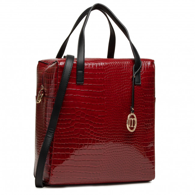 Handbag MONNARI - BAG0090-005 Red