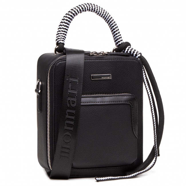 Handbag MONNARI - BAG0040-020 Black 2021