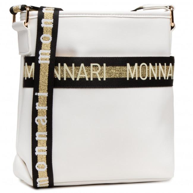 Handbag MONNARI - BAG0190-000 White 2021