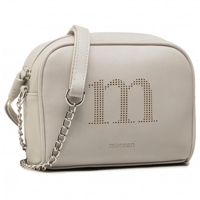 Handbag MONNARI - BAG0220-019 Gray