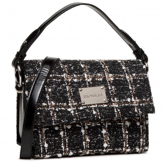 Handbag MONNARI - BAG9150-M20 Multi Black