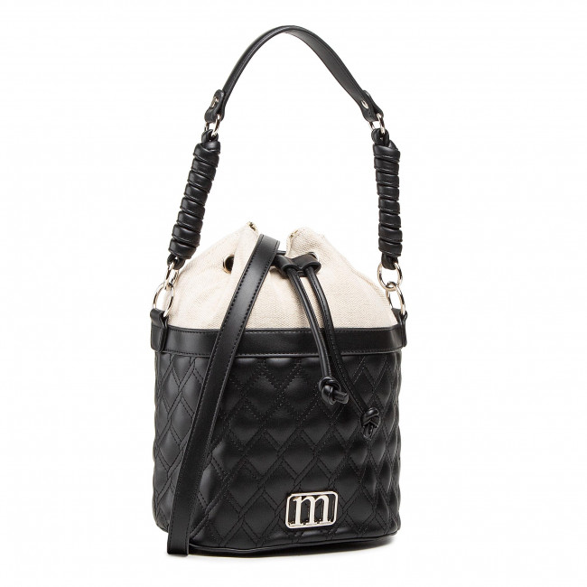 Handbag MONNARI - BAG1100-020 Black 2021