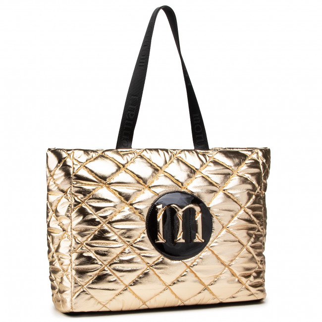 Handbag MONNARI - BAG1520-023 Gold